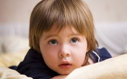 Baby cute Royalty Free Stock Images