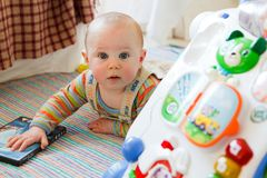 Baby, Cute, Child, Happy, Toddler Stock Images
