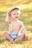 Baby, Daling royalty-vrije stock afbeeldingen