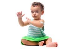 Baby Dance Stock Photography