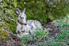 baby deer metal Stock Images