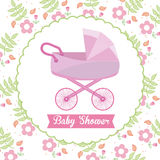 Baby design Stock Image