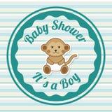 Baby design Stock Image