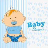 Baby design Stock Photos
