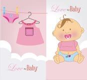 Baby design Stock Photos