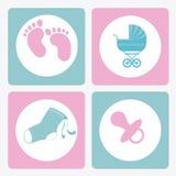 Baby design. Over white background vector illustration vector illustration