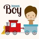 Baby design Stock Photo