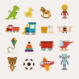 Baby design Stock Images