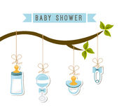 Baby design Royalty Free Stock Image