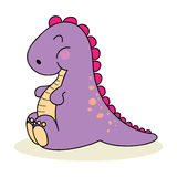 Baby Dino Royalty Free Stock Image