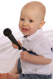 Baby DJ four Royalty Free Stock Photography