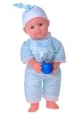 Baby doll boy Royalty Free Stock Photo