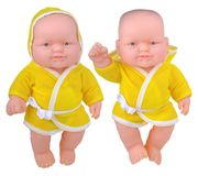 Baby Doll kit Stock Image