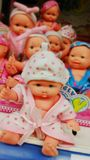 Baby dolls Royalty Free Stock Photography