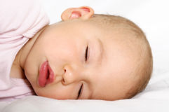 Baby dreams Stock Photo