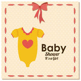 Baby drees Stock Images