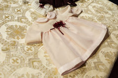 Baby dress Royalty Free Stock Photo