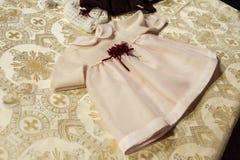 Baby dress Royalty Free Stock Photo