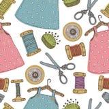 Baby dress background Royalty Free Stock Image