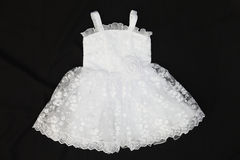 Baby dress Stock Photo