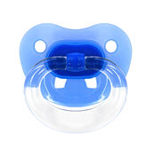 Baby Dummy or Pacifier Stock Image