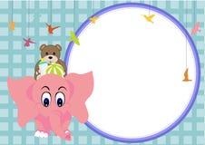Baby elephant Stock Image