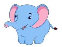Free Baby Elephant Cartoon Vector Stock Photos - 215643203