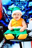 Baby elf stock photos