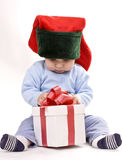 Baby elves Royalty Free Stock Images