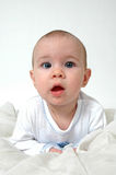 Baby Expressions Royalty Free Stock Photos