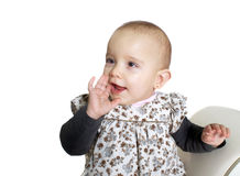 Baby expressions Stock Images