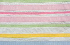 Baby fabric Stock Images