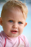 Baby face Royalty Free Stock Photos