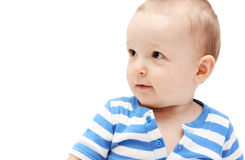 Baby face Stock Images