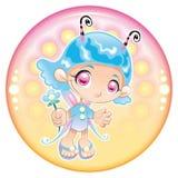 Baby Fairy. Royalty Free Stock Photography