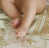 Baby feet Royalty Free Stock Images