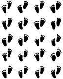baby feet Obraz Stock