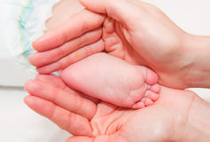 Baby feet Royalty Free Stock Photo