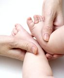 Baby feets Royalty Free Stock Photography