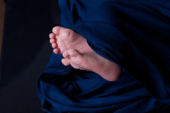 Baby feets Stock Photography