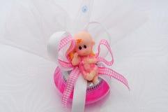 Baby Figurine Ornament Stock Photo