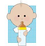 Baby-Flasche Stockbilder