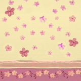 Baby flower background.  Stock Photography