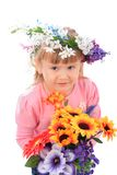 Baby flowers Royalty Free Stock Photos