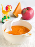 Baby food Royalty Free Stock Image