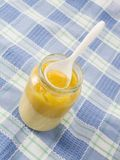 Baby food Royalty Free Stock Images