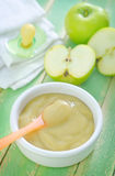 Baby food Stock Photo