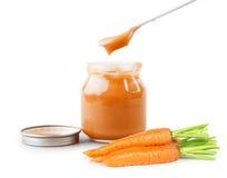 Baby food Stock Image