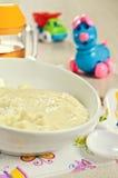 Baby food Stock Photos