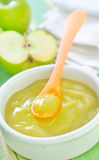 Baby food Stock Images